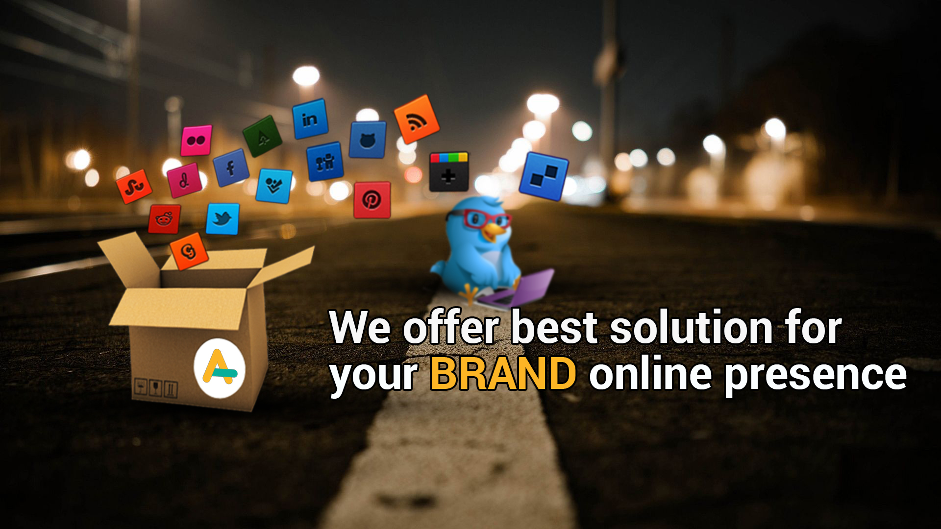 We Make Your Business Actions Easier.