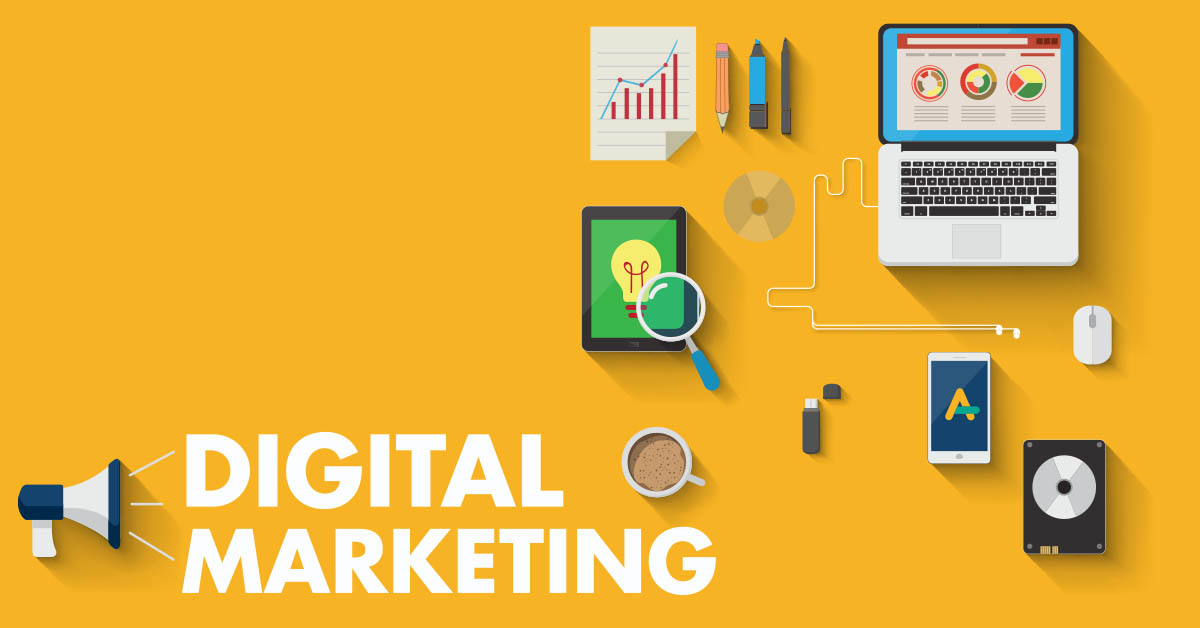 Use Digital Marketing To Promote Your Business.