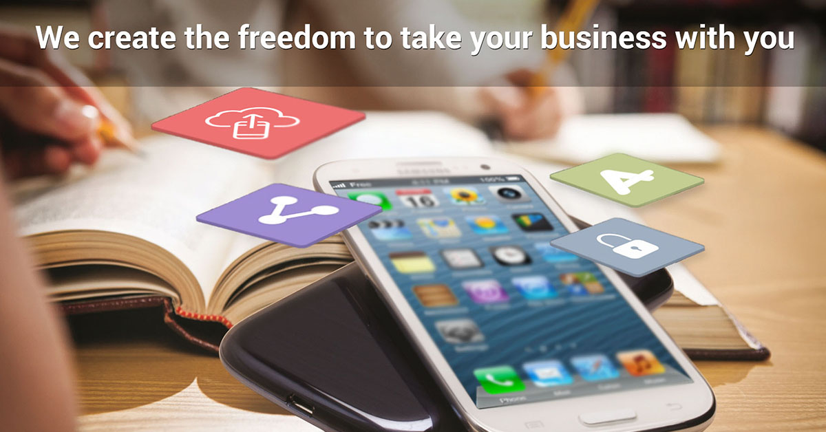 Activate Your Business Anywhere You Want.