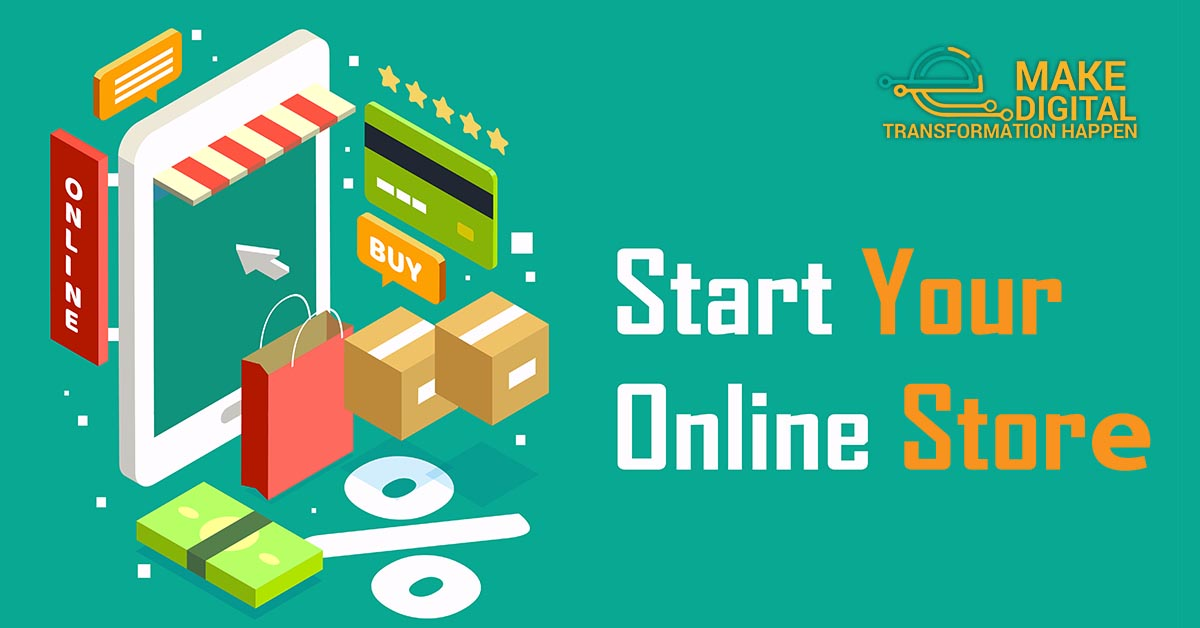 Take Your Business Online Easily.