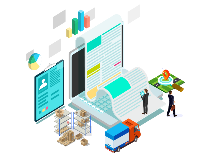 Distribution management system