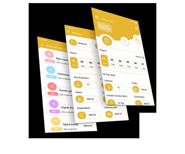 Anandaguru infrastructure app