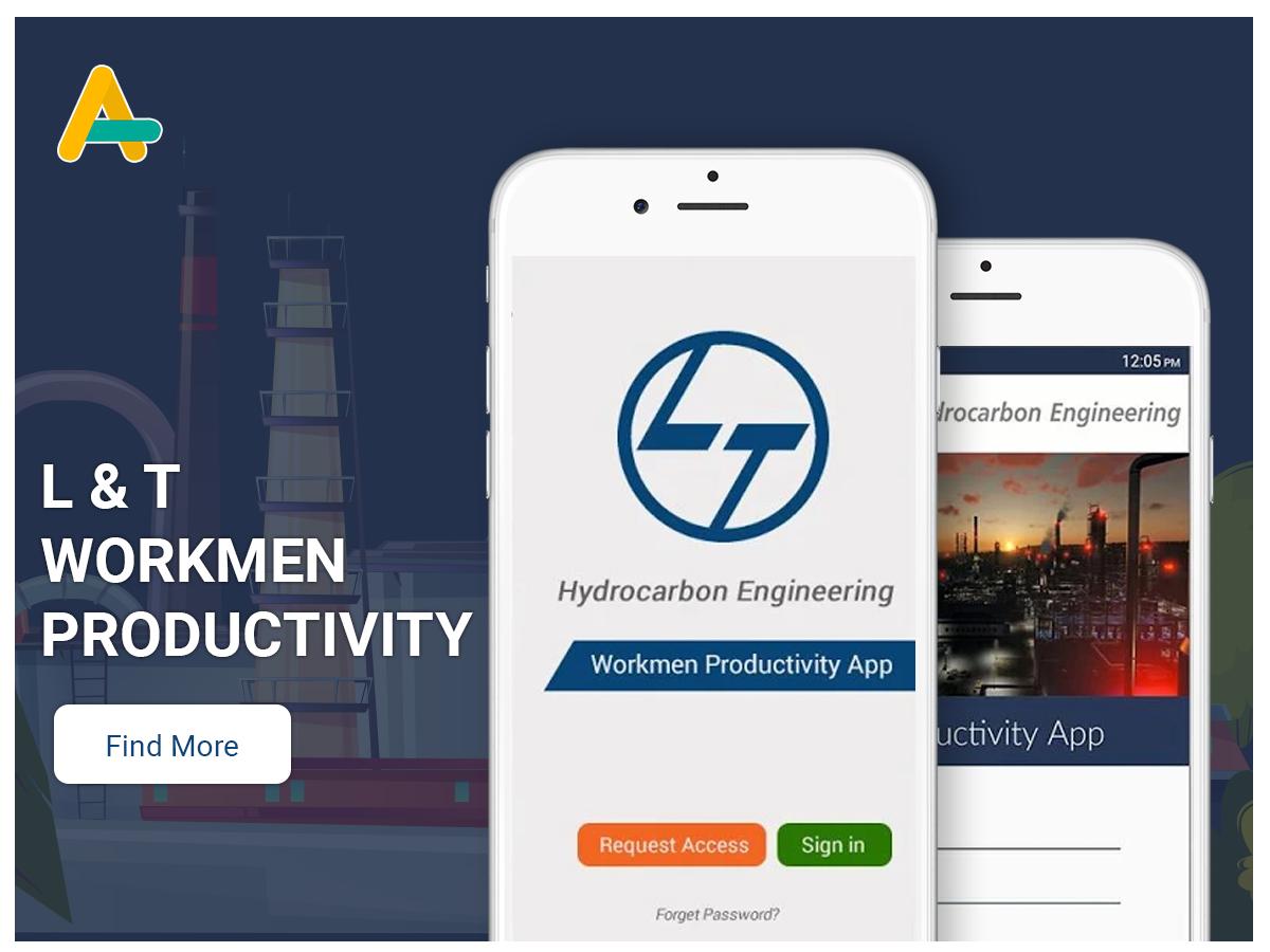Workman & productivity app - AlphasoftZ