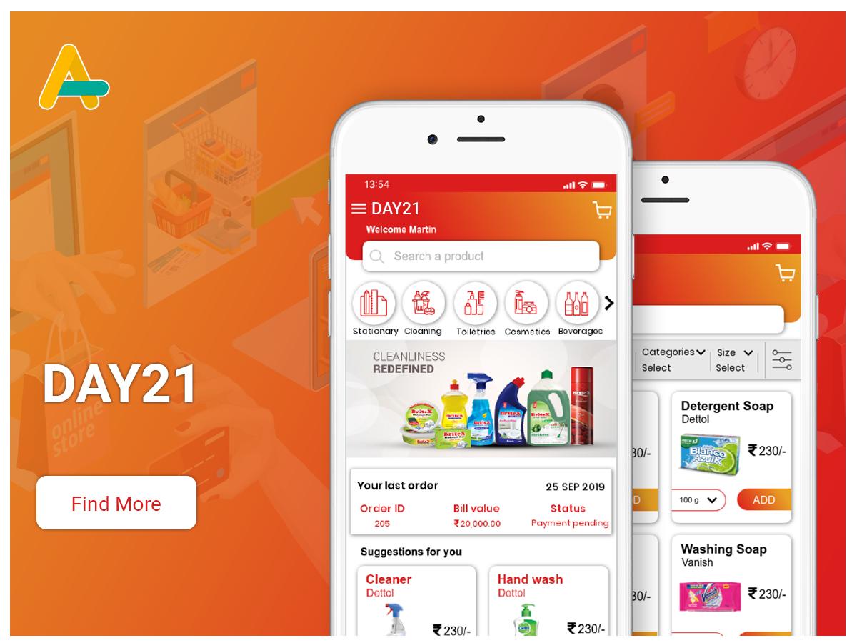 Day21 ecommerce app - AlphasoftZ