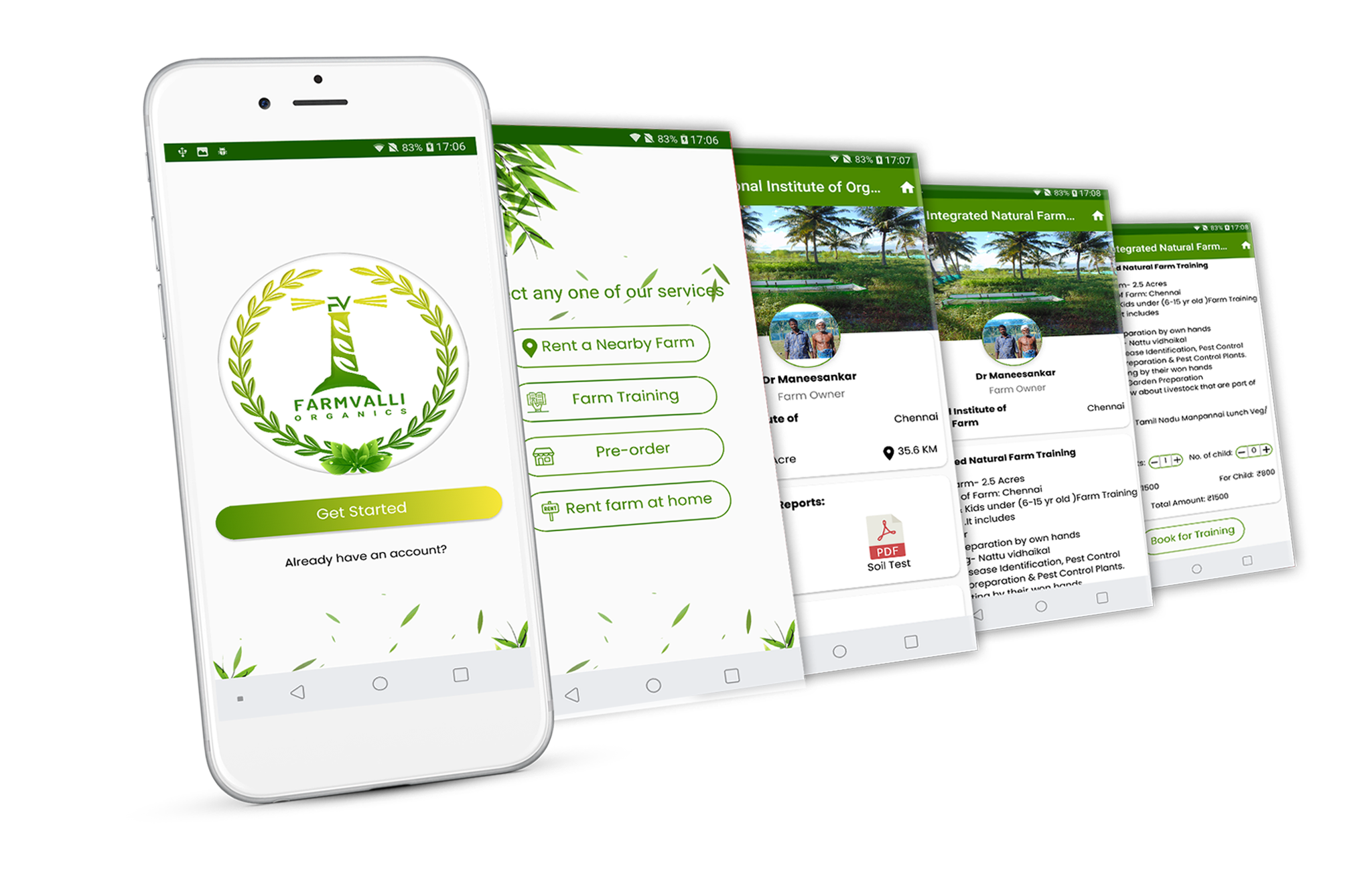 Farmvalli App
