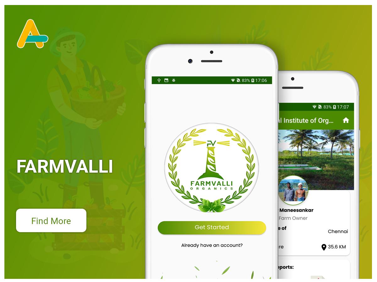 Farmvalli app - AlphasoftZ