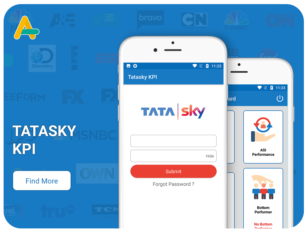 Tatasky KPI - AlphasoftZ